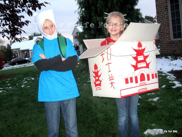 chinese takeout box halloween costume1