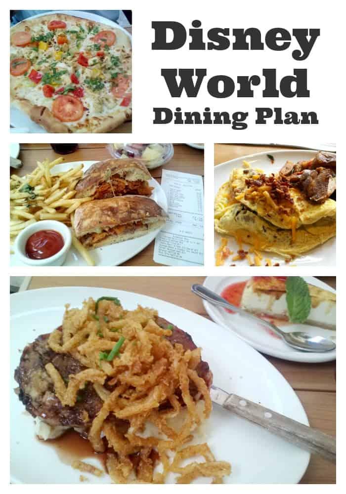 disney world dining plan