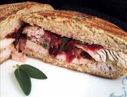 turkey harvati sandwich