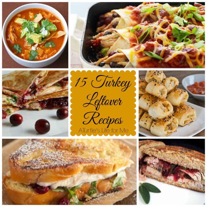 turkey thanksgiving leftover recipes