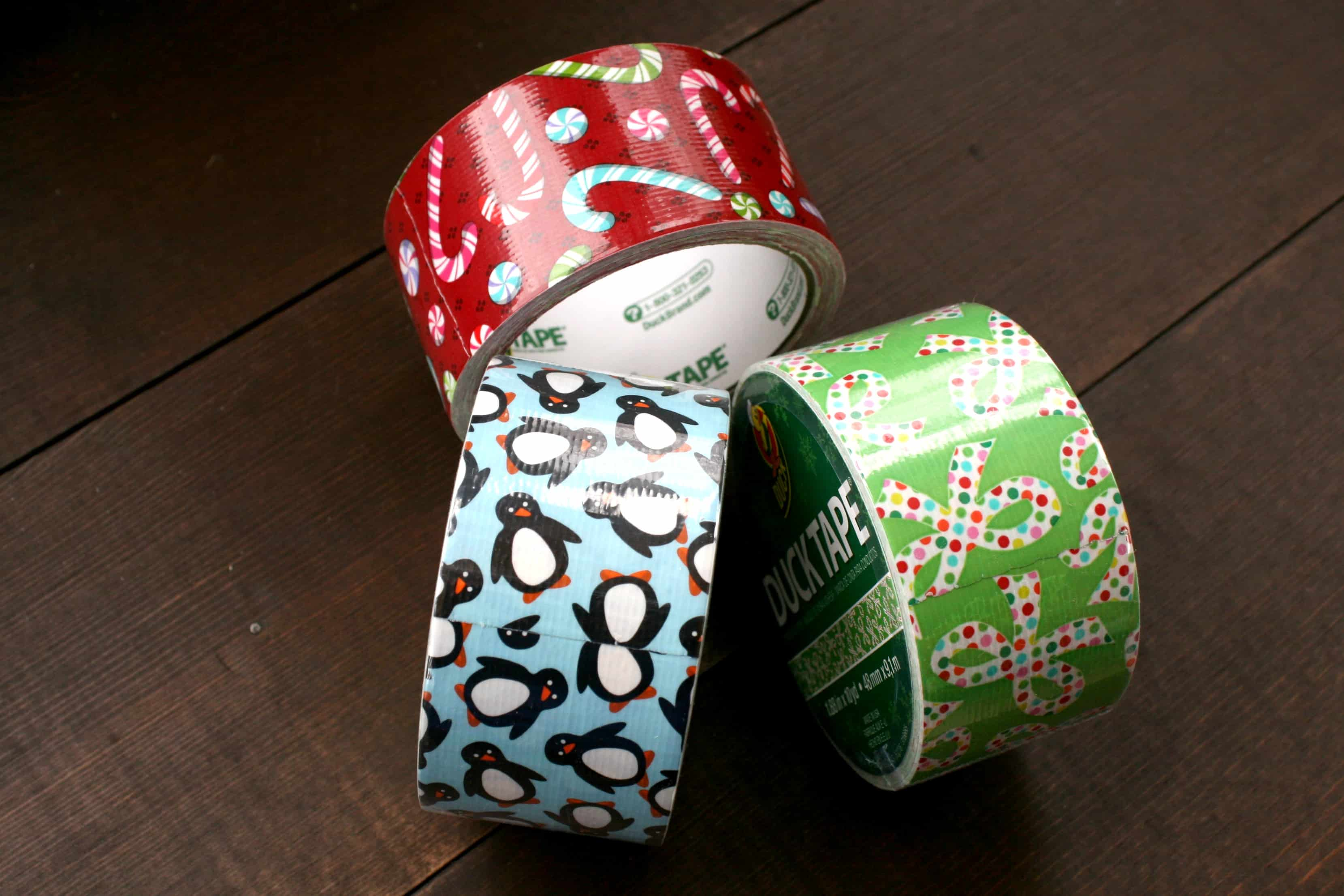 muffin duck tape christmas