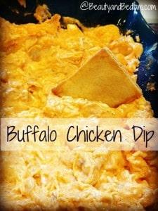 Buffalo Chicken Dip 2