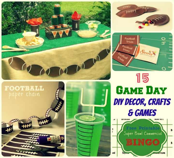 Game Day DIY
