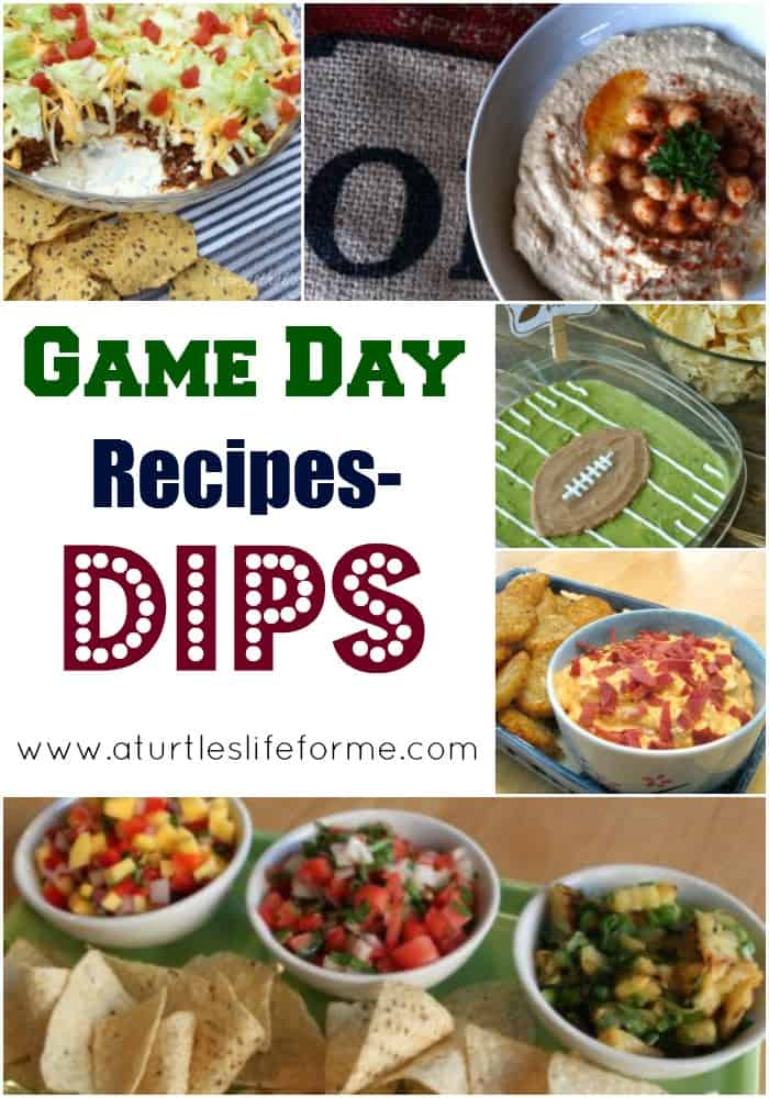 super bowl dips recipes