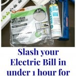 Lower Your Electric Bill in 1 Hour!