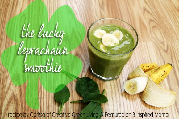 Lucky Leprechan Smoothie