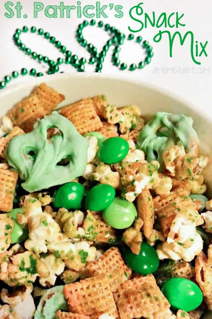 St Pat's Snack Mix