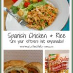 Spanish Chicken & Rice Recipe