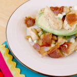Chicken and Bacon with Avocado