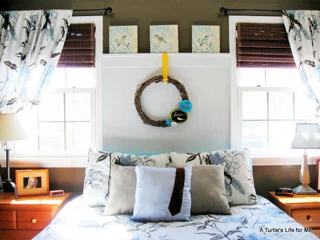 headboard beadboard remodel bedroom decorating