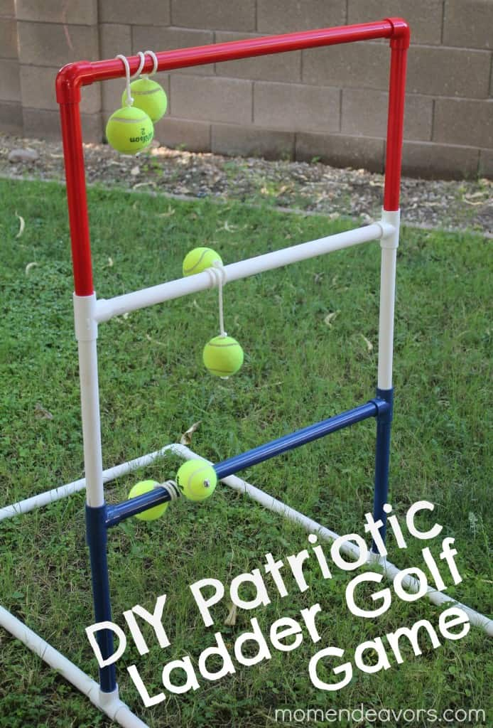 DIY-Patriotic-Ladder-Golf-Game