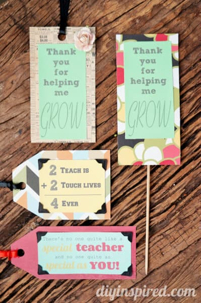 Printable Bookmark