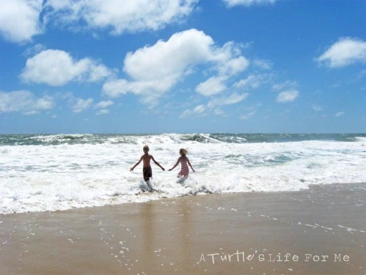 beach vacation shore ocean june 2012