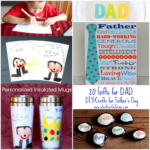 Homemade Father's Day Gifts from a Daughter