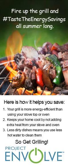 project envolve grilling