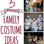 5 Family Costume Ideas