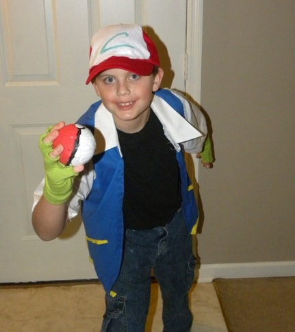Over 40 do it yourself halloween costumes a turtles life for me ash ketchum pokemon solutioingenieria