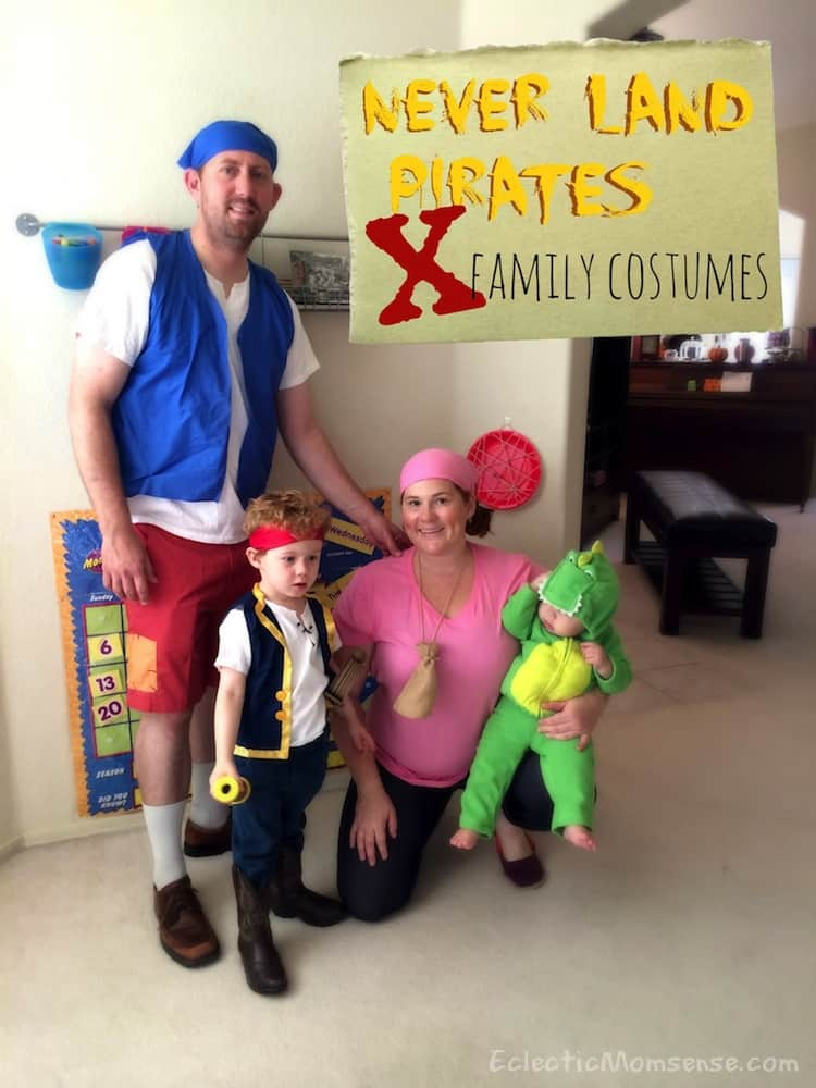 Over 40 do it yourself halloween costumes a turtles life for me neverland pirates solutioingenieria Images