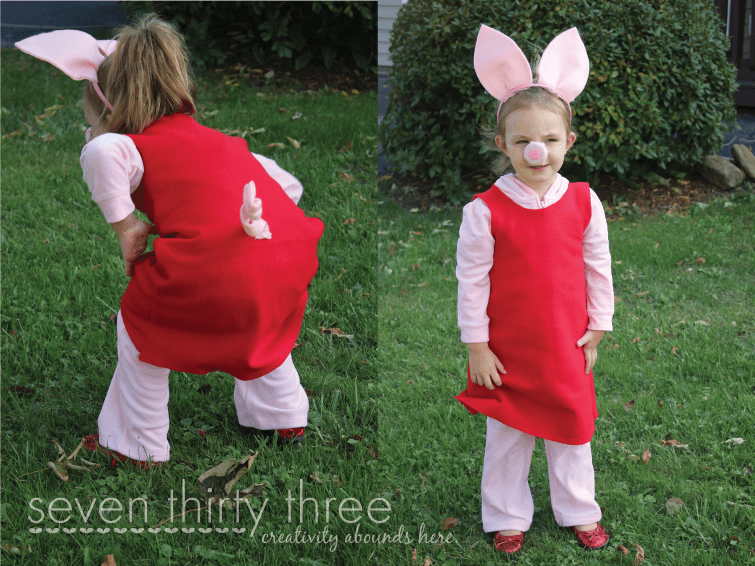 Over 40 do it yourself halloween costumes a turtles life for me peppa pig costume solutioingenieria Gallery