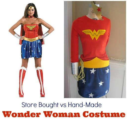 Over 40 do it yourself halloween costumes a turtles life for me wonder woman zombie girl costume solutioingenieria Image collections