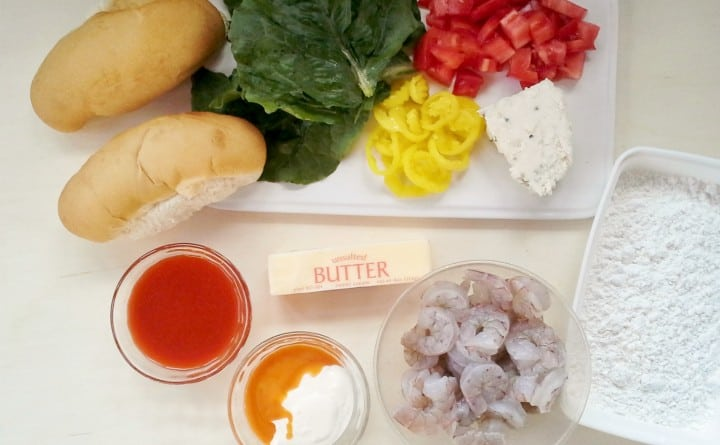 texas pete buffalo shrimp subs ingredients recipe