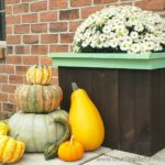 Flower Planters from Free Pallets