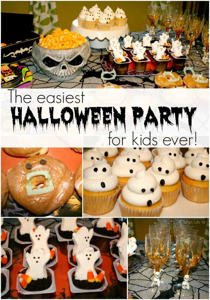 easiest kids halloween party ever a turtle s life for me