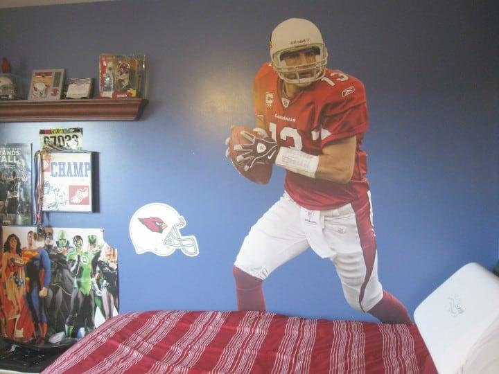 boys bedroom decorating fatheads