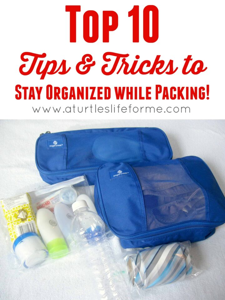 organized travel top 10 tips tricks