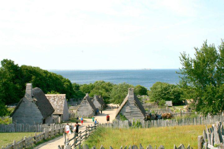 New England Roadtrip to Plimoth Plantation