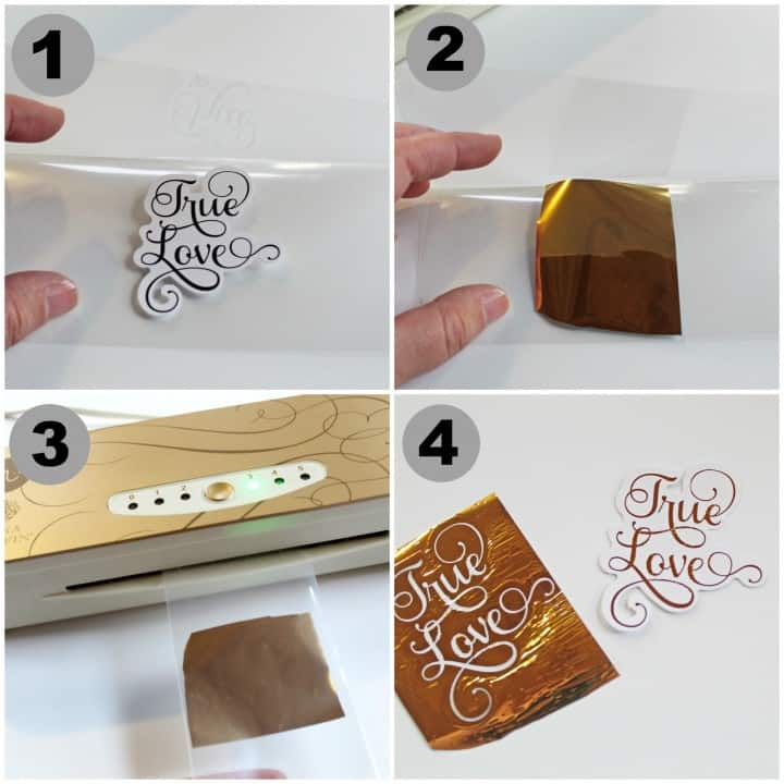 minc gold foil machine how to instructions