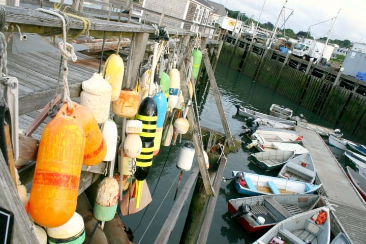 plymouth mass buoys boats