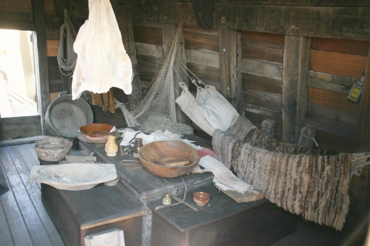 plymouth mass mayflower sleeping quarters