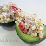 Sweet Corn and Shrimp Salad with Avocado