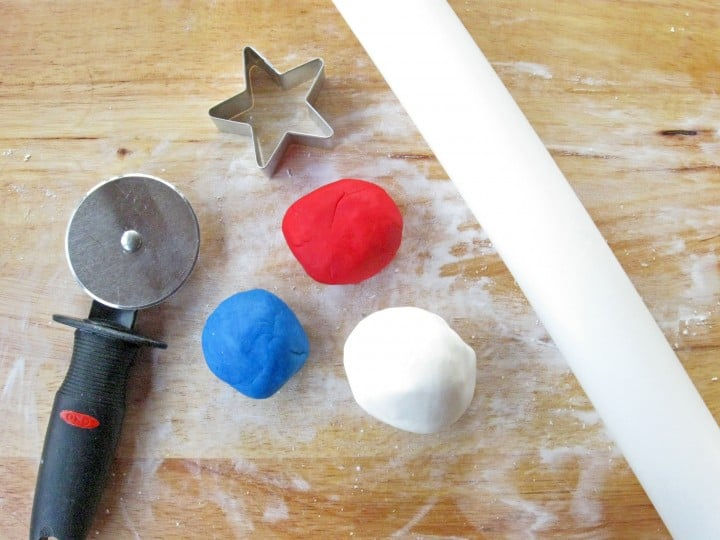 4th of July Cupcake Supplies