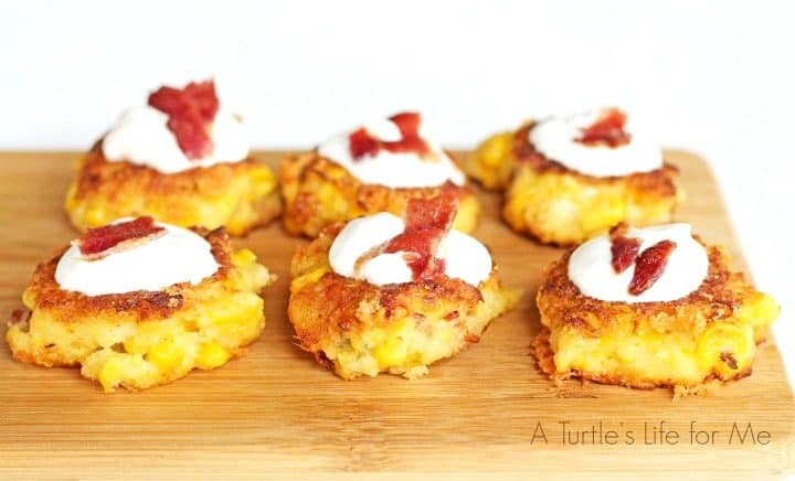 bacon-jalapeno-corn-fritters-with-sour-cream