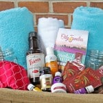 College Survival Gift Basket