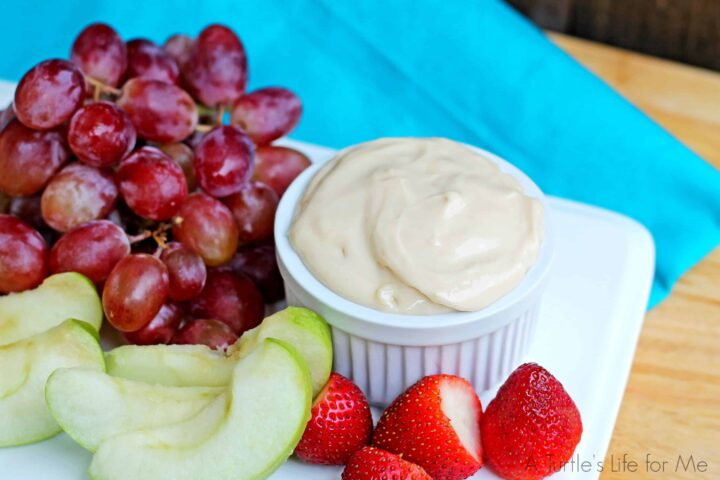 Citrus Fresh Fruit Dip Recipe - A Turtle's Life for Me