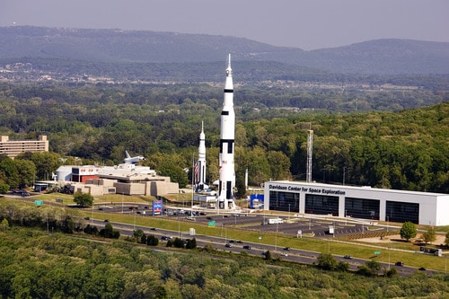 Alabama- Space Center