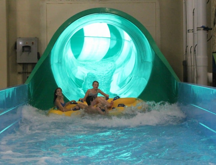 Kalahari green slide