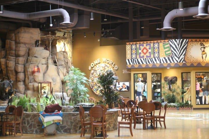 Kalahari lobby