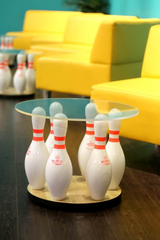 Kalahari mini bowling