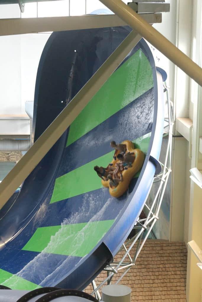 Kalahari slide