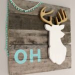 DIY Deer Artwork