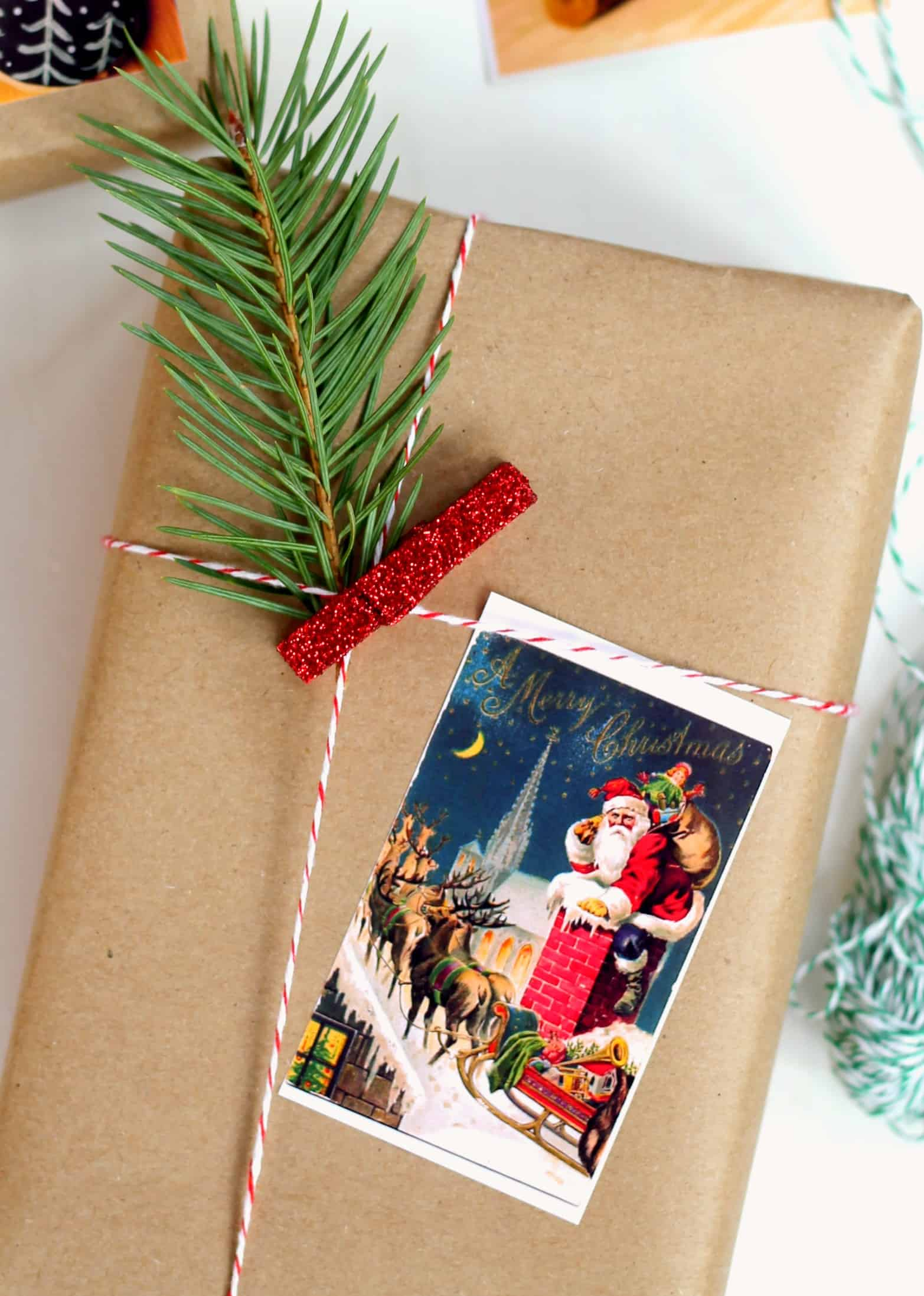 Personalized Gift Wrapping + Giveaway - A Turtle's Life for Me