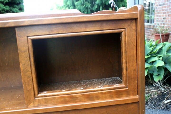 bookshelf headboard 1