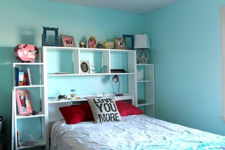 preteen bedroom after