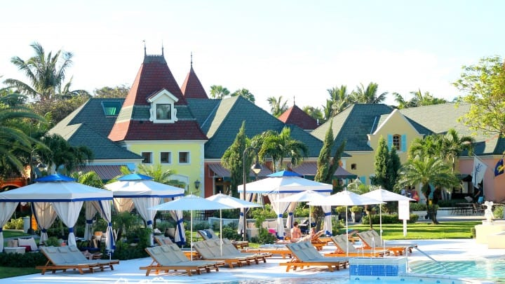 French Village at Beaches Turks & Caicos Resort