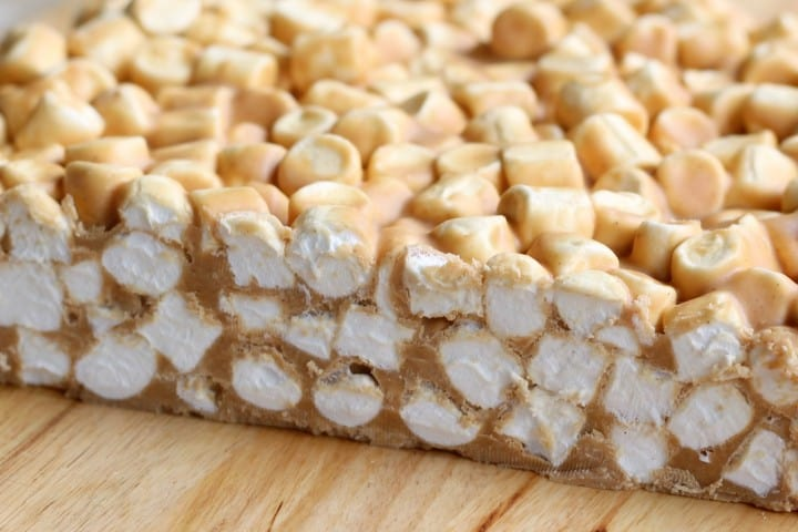 3-ingredient Peanut Butter Marshmallow Fudge