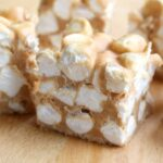 Peanut Butter Marshmallow Fudge Squares